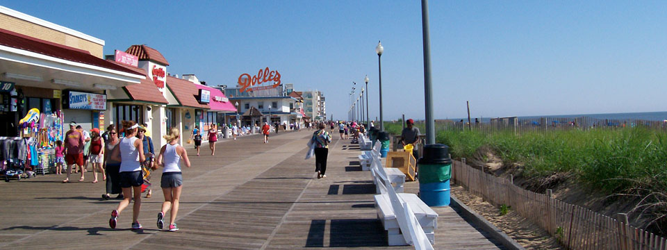 Rehoboth Beach Delaware Vacation Rentals